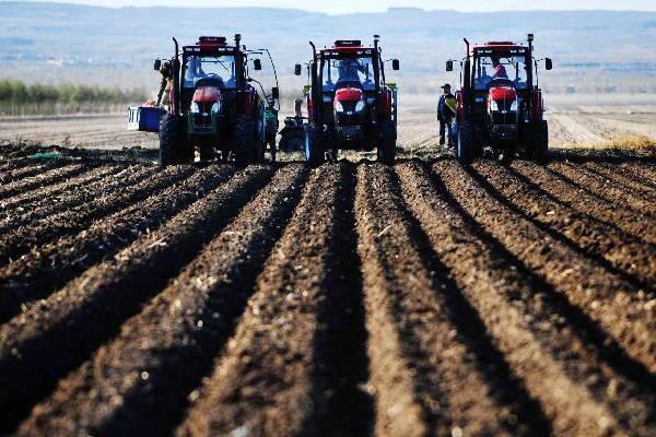 黑龙江省关于开展农机合作社经营情况调查的通知