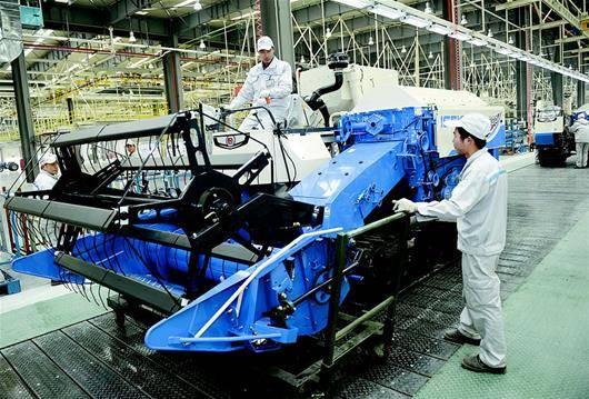 襄阳东风井关新厂竣工投产 奔向全国农机5强
