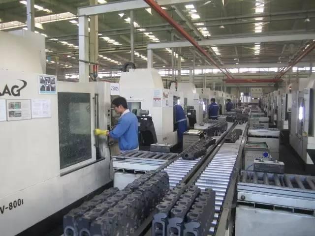 常柴机加工厂全面部署旺季生产