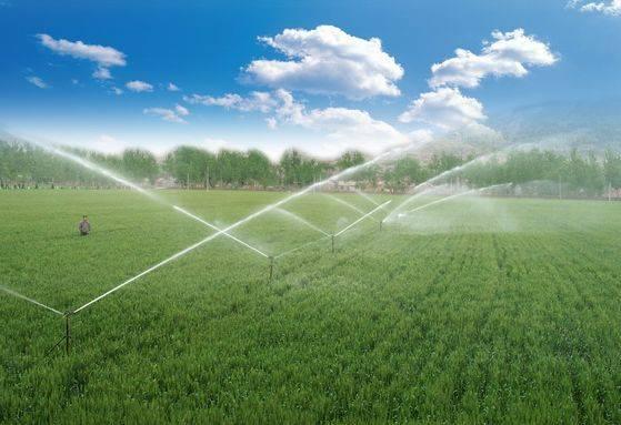 升级排灌设备促进农业节水