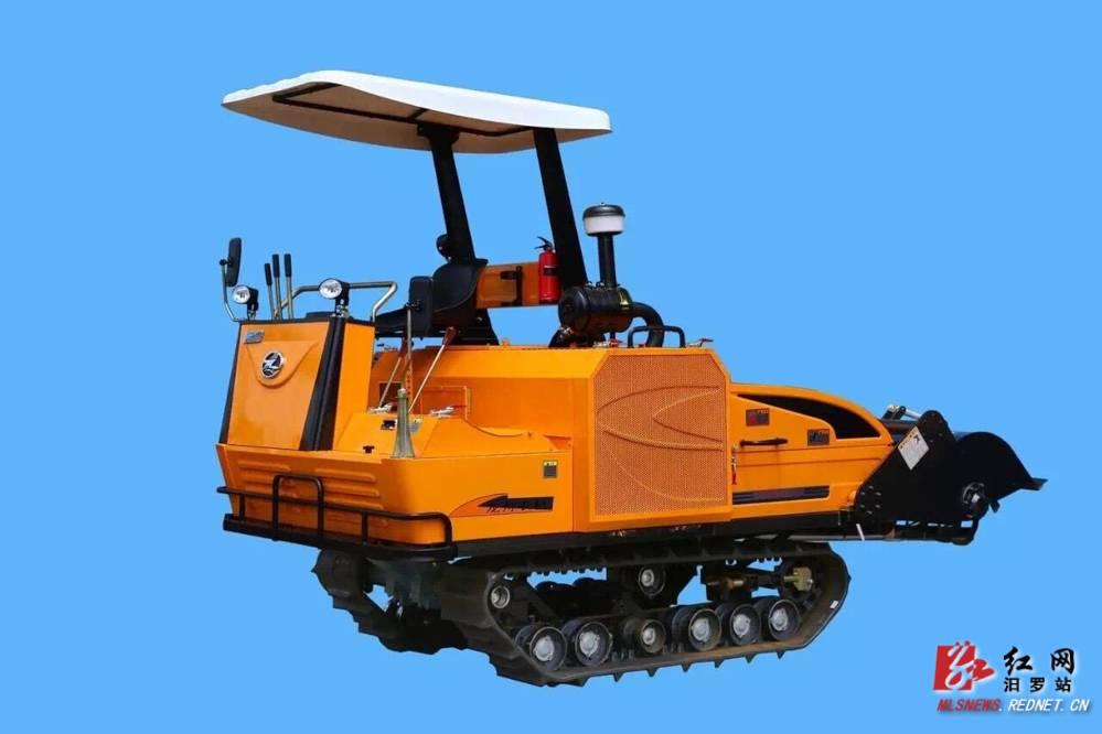 龙舟农机参与制定的自走履带式旋耕机行业标准成功发布