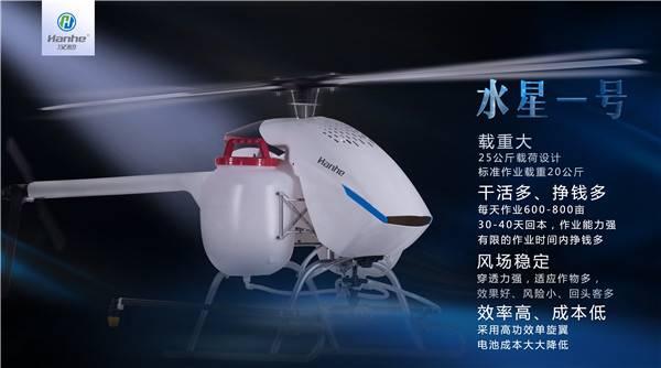 他发明了中国植保无人机,又迎来了首批国际飞手学员