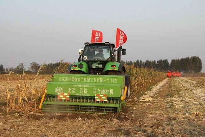 陕西省关于做好2017年农机购置补贴政策实施工作的通知