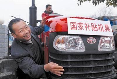 河北省2017年各市农机购置补贴专栏信息更新情况