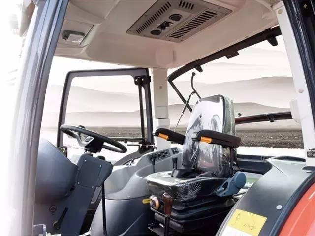 液压系统采用独立油路和强制散热,可选装高压过滤器,提高系统清洁度图片