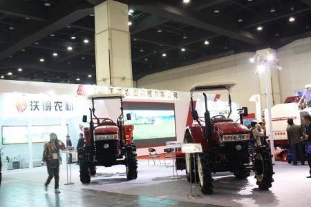 """2017年全国农业机械及零部件展览会喊""""你""""来参加!"""