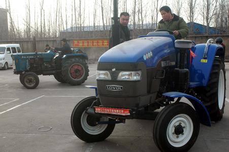 农机手不应忽视道交法的学习