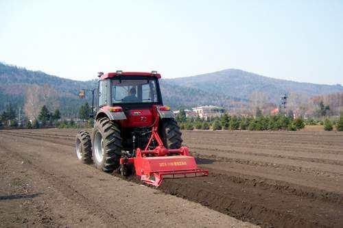 关于全国范围开展农业机械清查的畅想