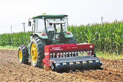 """农机制造的""""风口""""来了吗"""