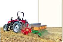 新型玉米深松施肥精量播种机,变单一式作业为复合式作业。一次下地,灭茬、深松、播种、施肥、震压五个环节全部搞定。.jpg