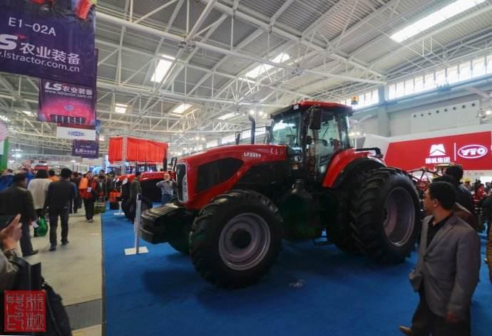 第二届中国(中西部)现代农业装备展览会