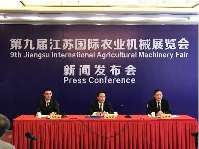"""""""高、新、特、精""""的农业机械在南京精彩亮相"""