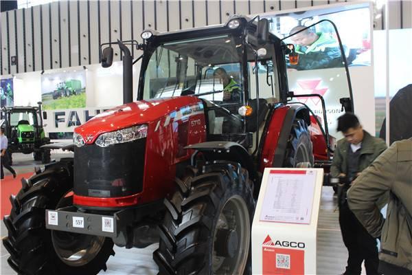 更绿色、更智能,爱科携麦赛福格森产品一众亮相江苏省国际农业机械展