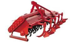 犁和旋耕机的构造、检查与调整