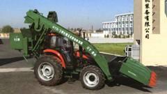 农业机械的正确使用与保养