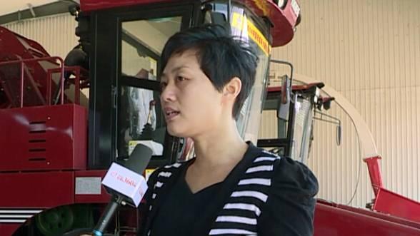 专访:玉龙机械有限责任公司销售经理 崔蕾