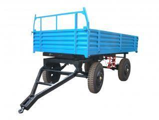 东方红7CX-4拖车