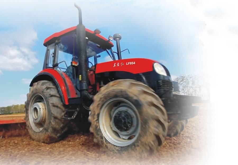 东方红LF904轮式拖拉机