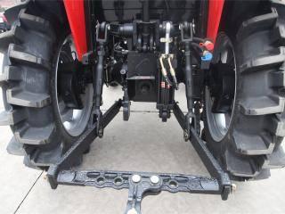 中功率轮式拖拉机的液压分配器,主要由壳体,回油阀,系统安全阀,主控图片