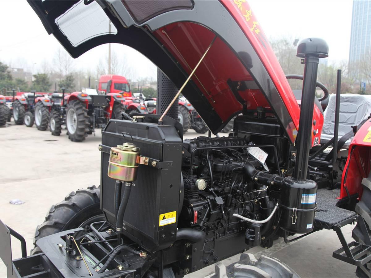 东方红me354轮式拖拉机