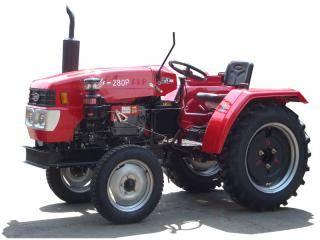 东方红280P轮式拖拉机