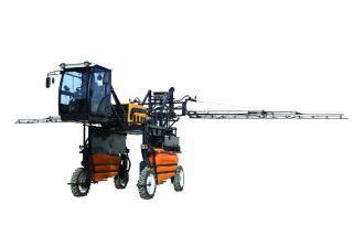 丰茂植保3WX-1000G自走式高秆作物喷杆喷雾机