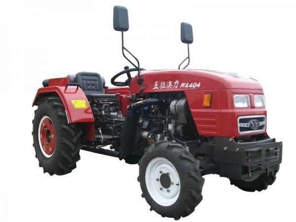 五征NA404轮式拖拉机图片