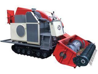 星光农机9YFL-1.9履带自走式方捆打捆机