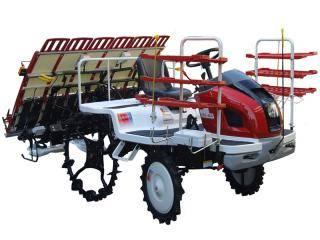 富来威2ZG-6DK乘座式高速插秧机