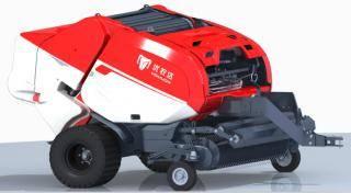 优牧达9YG-1.4B型圆草捆打捆机