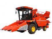 巨明4YZPDK-3型玉米收获秸秆压捆一体机