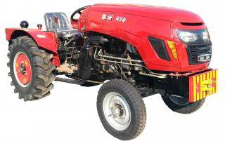 悍沃450大棚王轮式拖拉机
