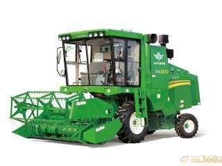 五征GA70小麦收获机