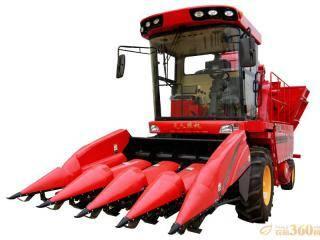 天人4YZ-4(TR9988-4570)玉米收获机