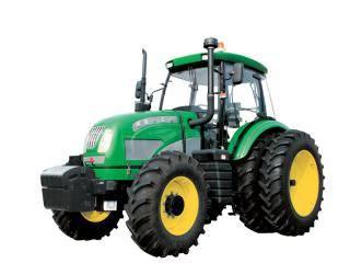 泰山1504型轮式拖拉机
