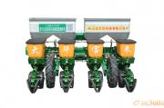 大华宝来2BMYFZQ-4B牵引指夹式玉米免耕施肥精量播种机