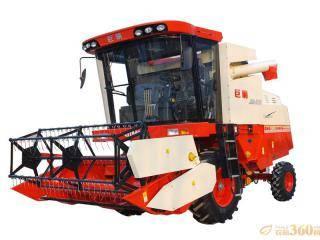 巨明4LZ-7.0型7.0自走式谷物收获机