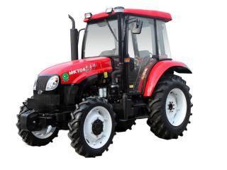 东方红MK750轮式拖拉机