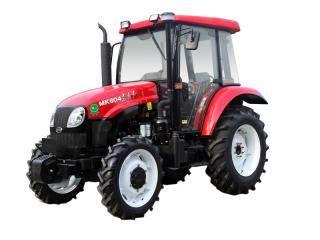东方红MK800轮式拖拉机