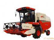 巨明4LZ-8.0C型纵轴流小麦玉米互换机