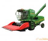 润源4YZ-6(G60)自走式玉米收获机(籽粒直收)