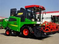 中国收获4LZ-7自走轮式谷物联合收割机
