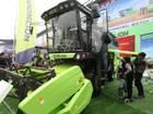 中联重科:坚持创新驱动 推动农机产业走向高端