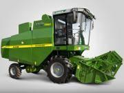 谷王TB60小麦收割机