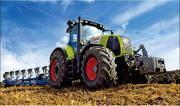 克拉斯CLAAS AXION 800系列拖拉机