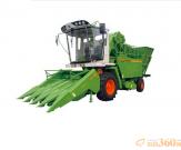 润源4YZ-4B自走式玉米收获机
