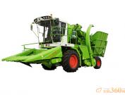 润源4YZ-5(6588)自走式玉米收获机(秸秆回收型)