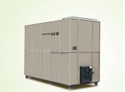 谷王HC50 HC65 HC90箱式热风炉