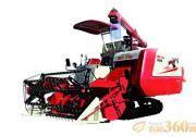 雷沃谷神RG50超越版(4LZ-5G)履带式全喂入水稻联合收割机