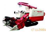 雷沃谷神RG50升级版(4LZ-5G)水稻收割机